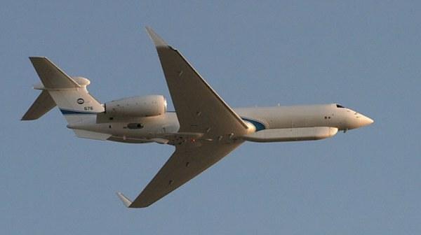 Gulfstream G550 600x336 - Real Força Aérea Australiana solicita compra de cinco aeronaves de vigilância Gulfstream G550