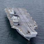 Para a Rússia, HMS Queen Elizabeth é apenas 'um alvo conveniente'