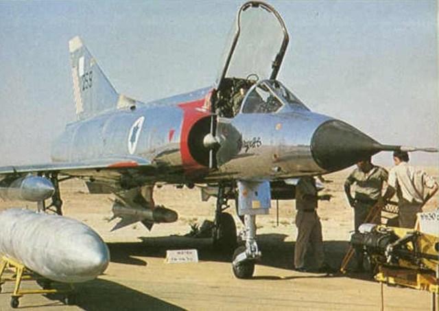 Mirage III israel - GUERRA DOS SEIS DIAS: O papel da surpresa e da dissimulação na guerra moderna