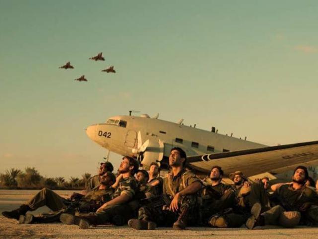 Mirage III C 47  israel - GUERRA DOS SEIS DIAS: O papel da surpresa e da dissimulação na guerra moderna