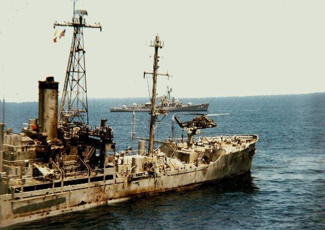 USS Liberty - GUERRA DOS SEIS DIAS: Os combates pelas colinas de Golan