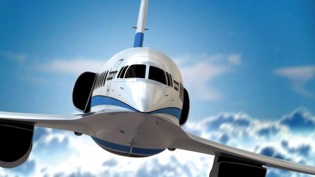 boom supersonic aeronave 2 - O retorno ao voo supersônico comercial é inevitável