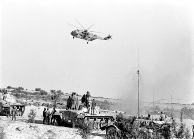 guerra dos seis dias 6 - GUERRA DOS SEIS DIAS: Israelenses conquistam Jerusalém