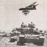 GUERRA DOS SEIS DIAS: Os combates pelas colinas de Golan