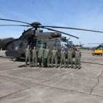 FAB integra helicópteros do Exército Brasileiro ao sistema Link BR-1