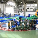 FAB e Embraer realizam testes de segurança no A-29 Super Tucano