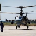 Versão terrestre do helicóptero Ka-52 Alligator vai receber pás dobráveis