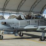 OA-X: Sierra Nevada inicia treinamento de pilotos da USAF no A-29