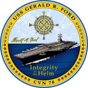 CVN 78 300x300 - Comissionado o mais novo porta-aviões da Marinha dos EUA