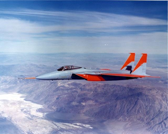 F 15A - Feliz Aniversário! 45 anos da Águia