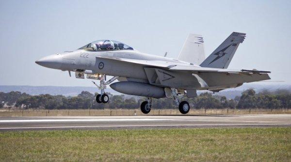RAAF Boeing EA 18G Growler 600x334 - RAAF recebe todas suas 12 aeronaves de ataque eletrônico EA-18G Growler