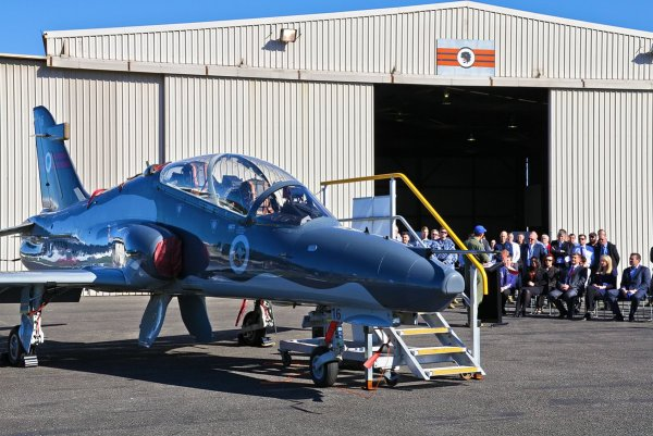 RAAF Hawk LIFCAPS 4 600x401 - Hawks modernizados pela BAE Systems começam a treinar pilotos australianos