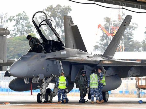 b88851243t620x465 600x450 - RAAF recebe todas suas 12 aeronaves de ataque eletrônico EA-18G Growler