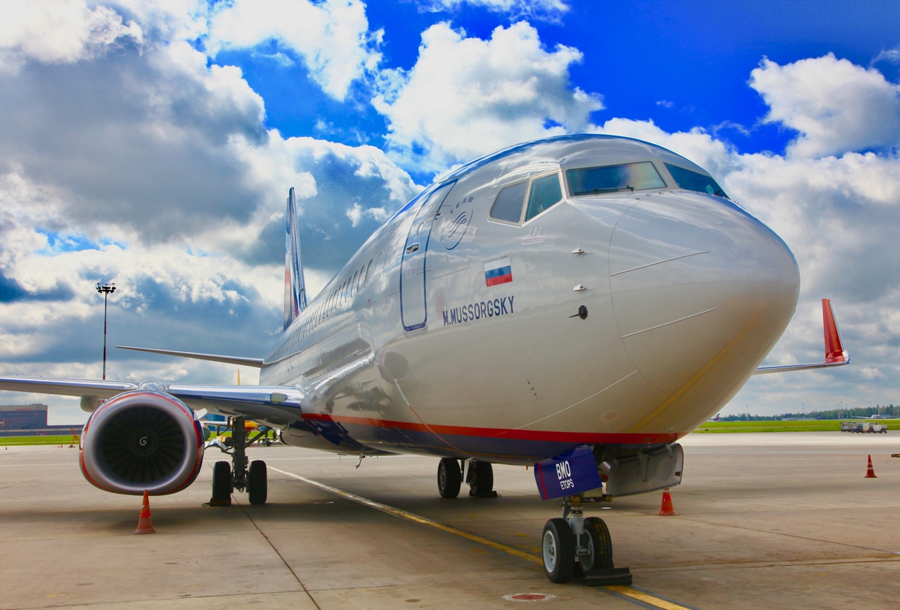 Premiar for superjet 100