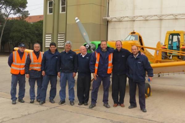 Puelche FAdeA 2 600x399 - FAdeA volta a exportar aeronaves depois de 25 anos