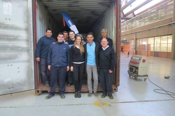 Puelche FAdeA 3 600x399 - FAdeA volta a exportar aeronaves depois de 25 anos