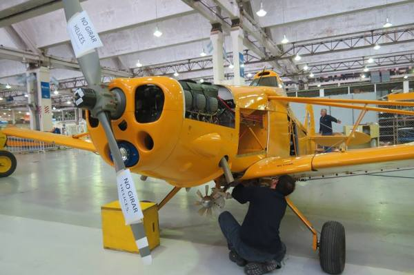 Puelche FAdeA 4 600x399 - FAdeA volta a exportar aeronaves depois de 25 anos