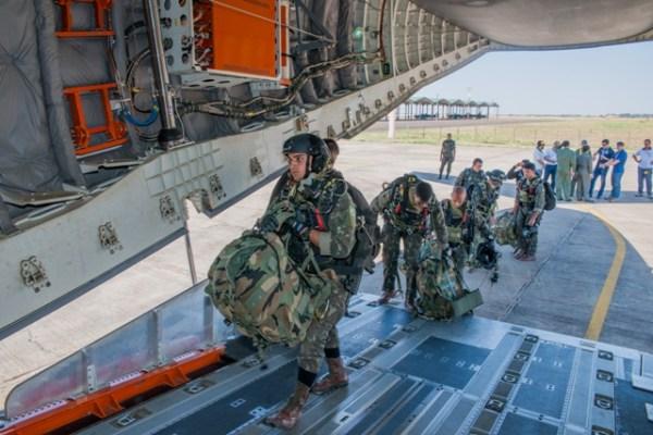 1506429248 007 600x400 - Exército Brasileiro divulga as imagens dos testes com o KC-390