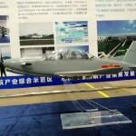 Empresa sino-austríaca desenvolve novo treinador turboélice
