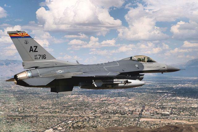 IMG 2173 - Acidente com caça F-16 nos EUA