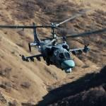 Primeiros helicópteros Ka-52 Alligator de 2017 prontos para entrar em serviço na Rússia