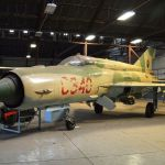 África do Sul devolve MiG-21 para Angola