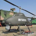 China revela pequeno helicóptero não-tripulado de combate