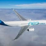 IMAGENS: Airbus A330neo realiza com sucesso seu primeiro voo