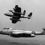AERONAVES FAMOSAS: Gloster Meteor, o único jato Aliado que combateu na Segunda Guerra Mundial