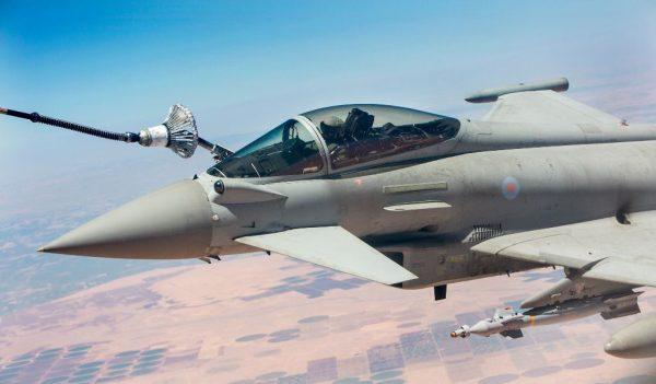 Typhoon OFFICIAL 123 293 1024x599 600x351 - Caças Typhoon da RAF completam missão de mais longa duração contra o Estado Islâmico