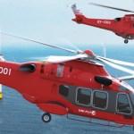 Leonardo realiza primeira venda de helicópteros AW169 na Dinamarca