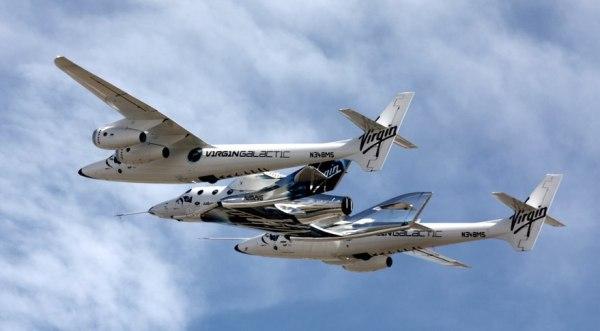 ss2 glideflight3 600x331 - Arábia Saudita decide investir mais de US$ 1 bi nos projetos da Virgin Galactic