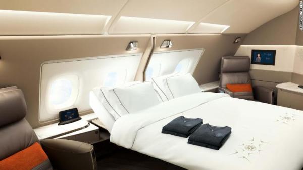 171102003312 singapore airlines a380 2 780x439 600x338 - IMAGENS: Singapore Airlines revela nova experiência de voo a bordo de seus A380