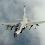 DUBAI AIRSHOW: Leonardo destaca o jato de combate M-346FA