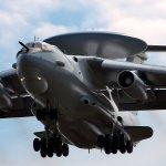 Rússia divulga novas detalhes sobre o AWACS Beriev A-100