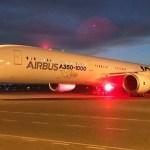 Airbus A350-1000 completa testes de Funcionalidade e Confiabilidade próximo da certificação