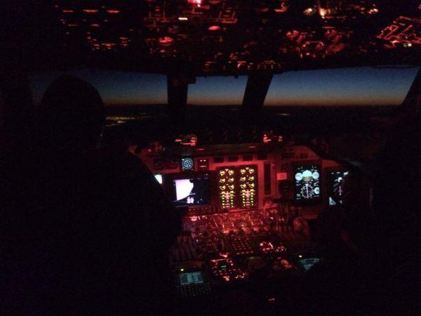 E77B12F8 088D 484D AF69 74F28FC0E3D2 600x450 - FAB: Aeronave P-3AM inicia buscas por submarino argentino