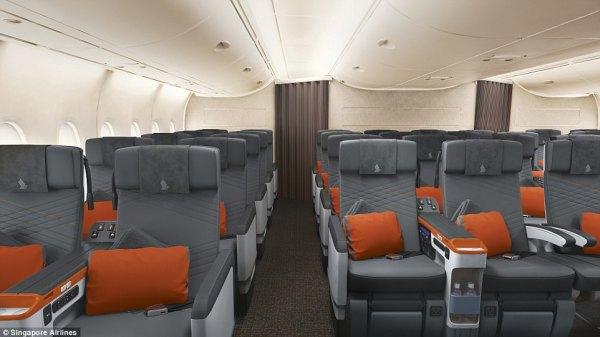 Singapore Economic 600x337 - IMAGENS: Singapore Airlines revela nova experiência de voo a bordo de seus A380