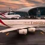 DUBAI AIR SHOW: Emirates poderá colocar novo pedido para até 38 aeronaves Airbus A380