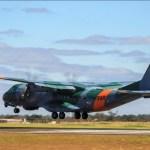 FAB realiza primeiro voo na busca ao submarino argentino ARA San Juan