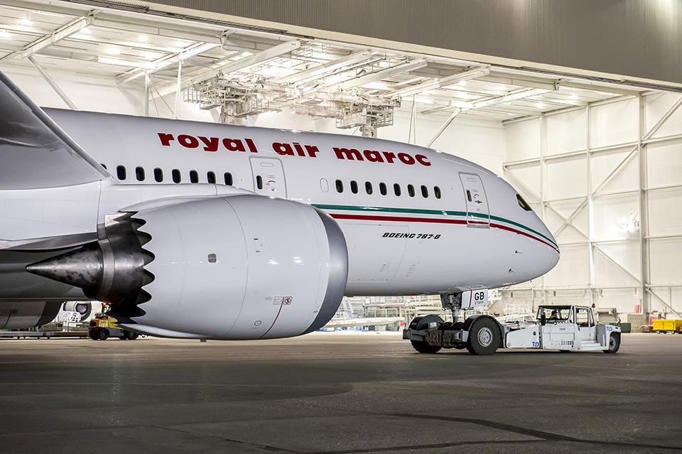 Boeing e Royal Air Maroc anunciam encomenda de quatro aeronaves 787 ...