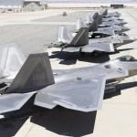 Lockheed Martin recebe contrato de US$ 7 bi para apoio à frota de caças F-22