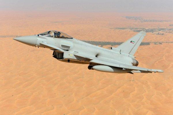 DQ6czFpXcAA99M2 600x400 - Começa a produção e montagem dos primeiros Eurofighters para o Kuwait