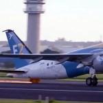 VÍDEO: Testes de velocidade mínima de decolagem do E190-E2