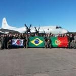 FAB: Esquadrão Orungan participa de exercício operacional em Portugal