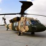 Força Aérea Afegã recebe segundo lote de 4 helicópteros Black Hawk