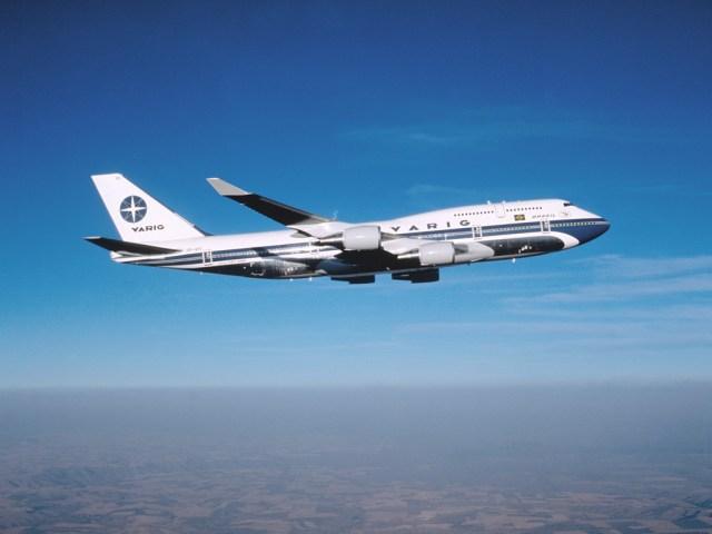747 varig - VARIG
