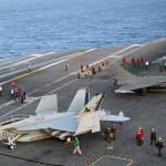 Índia inicia negociações com Boeing e Dassault para próximo caça naval embarcado