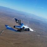 Virgin Galactic realiza primeiro voo planado de alta velocidade