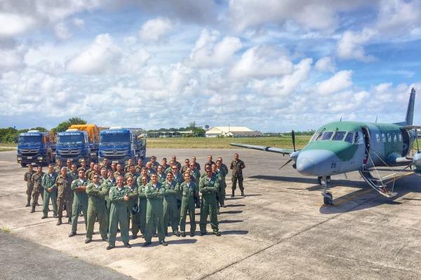 i1812516385659715 600x400 - Com a Reestruturação da FAB, outros dois esquadrões passam a operar na Ala 10